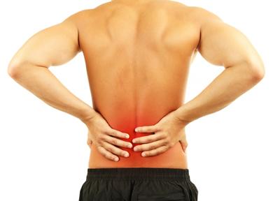 les causes des maux de dos